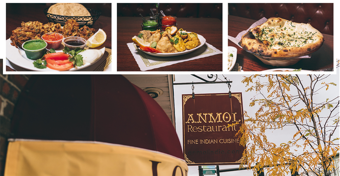Anmol Indian Restaurant and Lounge